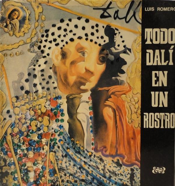 Todo Dalí en un rostro