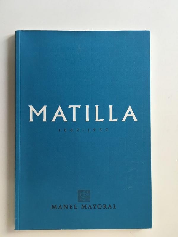 MATILLA 1862-1937
