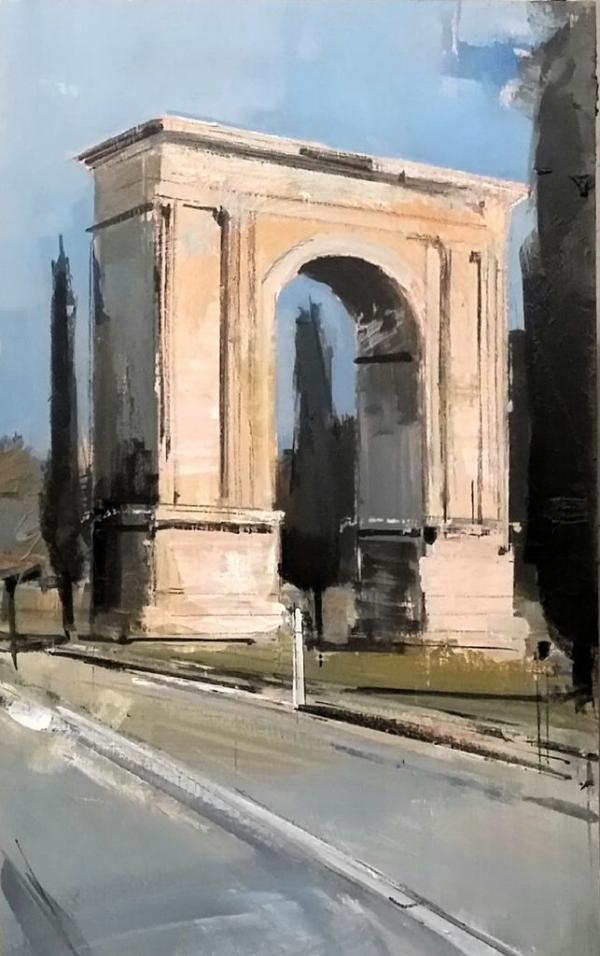 Arc de Bará. Tarragona