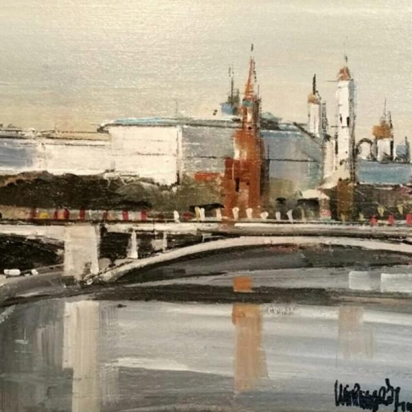 Rusian river