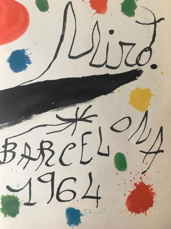 Miró. Obra inèdita recent