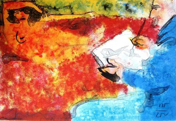 El pintor i la model, 150/250