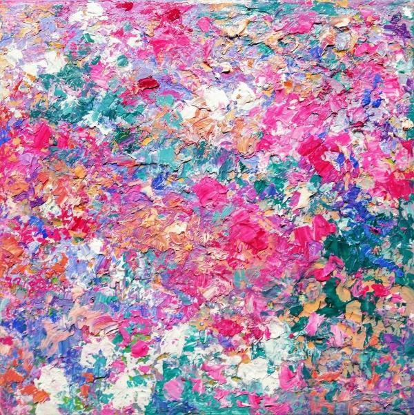 Tapis de fleurs VI