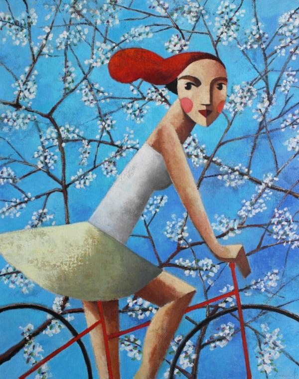 Ride cherrys
