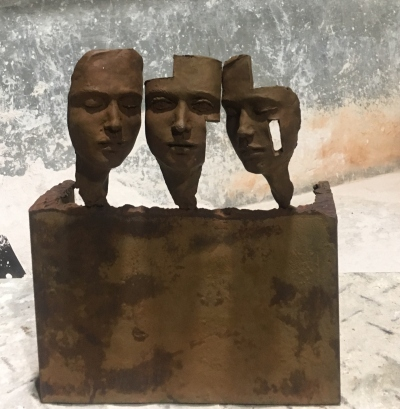 Three faces II