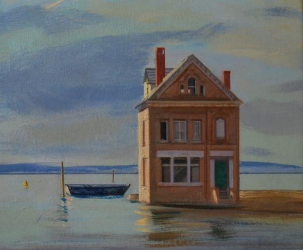 Casa en un estany