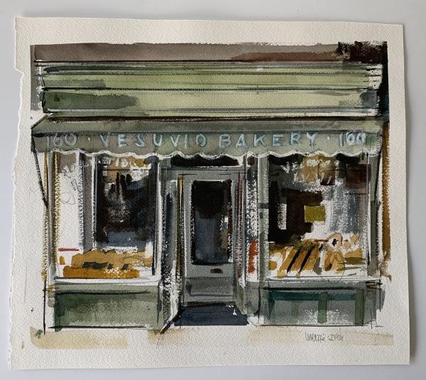 Vesubio Bakery