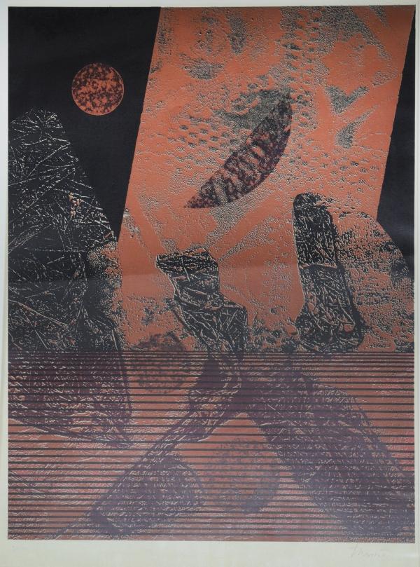Gènesi: Cosmografia, 1973