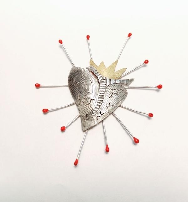 Corazón - corona