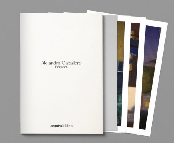 Alejandra Caballero folder