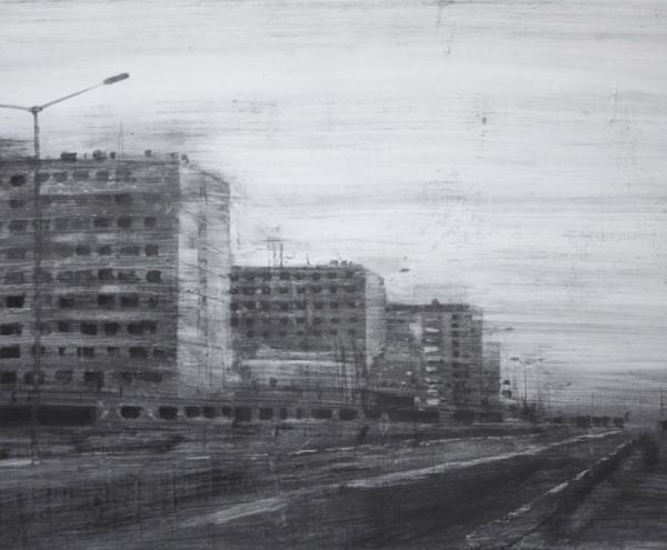 Barrio abandonado en Rusia II