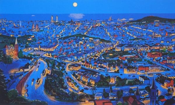 La lluna de Barcelona