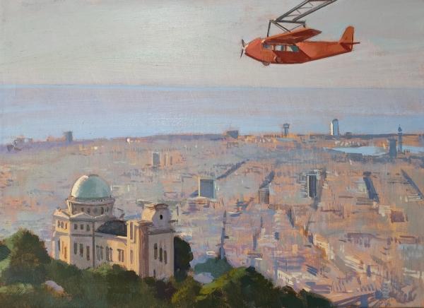 Observatori i avió