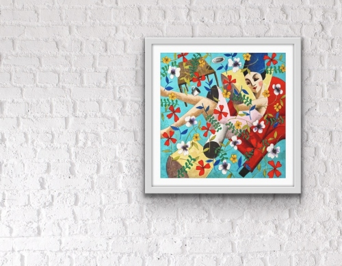 New collection of litographies by DIDIER LOURENÇO