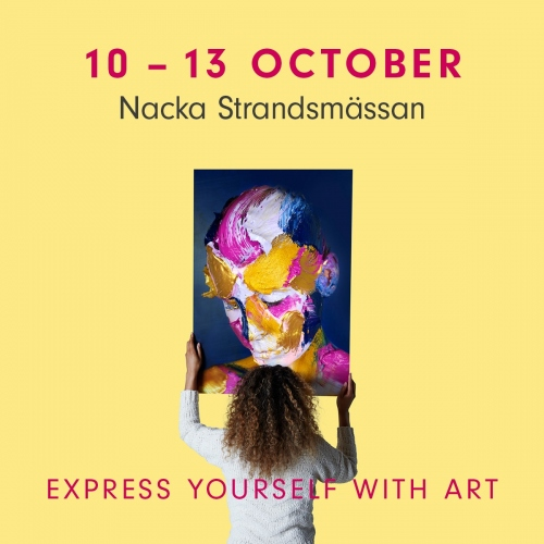 AFFORDABLE ART FAIR STOCKHOLM 2019