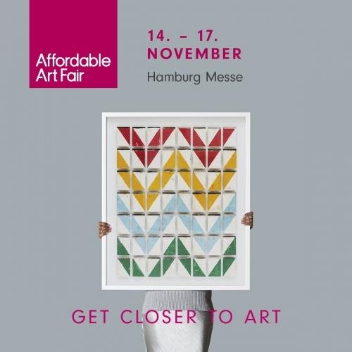 AFFORDABLE ART FAIR HAMBURG 2019