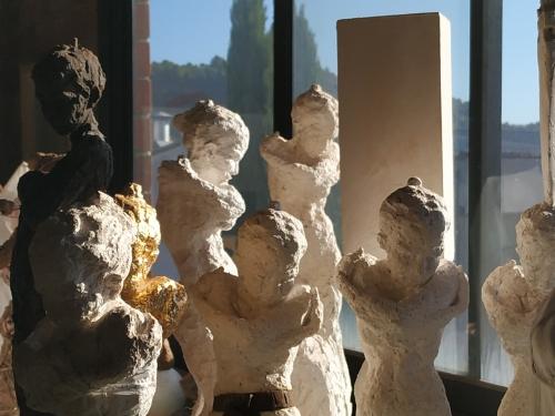 Teresa RIBA artista i escultora