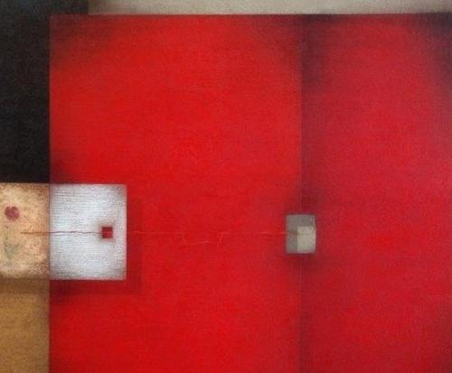 Pintures de Frank JENSEN i escultures de KUBACH&KROPP