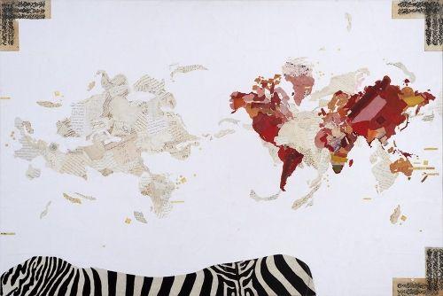 Fernando ALDAY. Collages