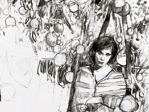 Marta LAFUENTE artista i pintora