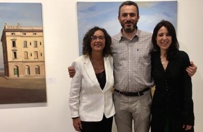 Àlex Prunés realiza su primera individual en la galeria Anquins