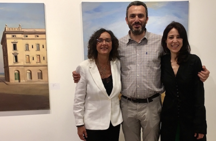 Àlex Prunés present a solo exhibition for the first time in Anquins Gallery